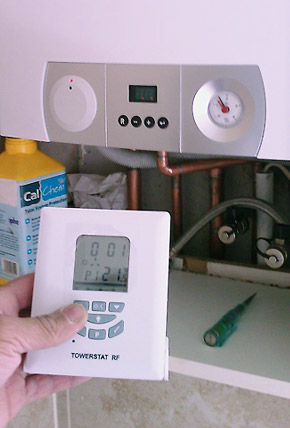 Boiler Safety Check