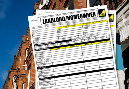 Landlords Gas Safety Certificate Hertford Hertfordshire